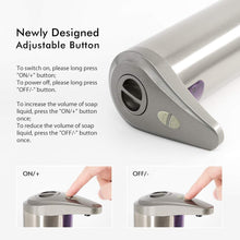 Load image into Gallery viewer, ELECHOK Soap Dispenser, Touchless Automatic Infrared Motion...