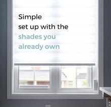 Load image into Gallery viewer, AXIS Gear - Smart Blinds For Your Home - DIY Automation - Powered by ZigBee...