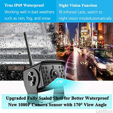 Load image into Gallery viewer, Wireless Backup Camera, IP69 Waterproof 1080P HD wireless-2, Wireless-Cam-2