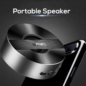 PTron Music Bot BT Mini Portable Wireless Bluetooth Speaker for All Mobiles...