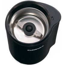 Load image into Gallery viewer, Cuisinart DCG-20BKN Coffee Bar Grinder, Black 4 x 4 x 7 inches,