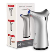 Load image into Gallery viewer, Simpleone Automatic Touchless Soap Dispenser New Improved Design – Silver