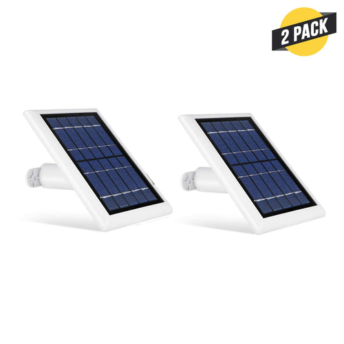 Solar Panel for Ring Spotlight Camera, Power Your 2 Panels