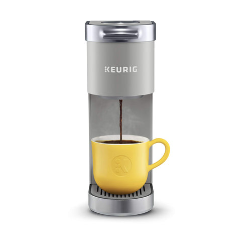 Comes With 6 to 12 oz. Brew Size, K-Cup Pod Storage, and Travel Mug Friendly, Studio Gray