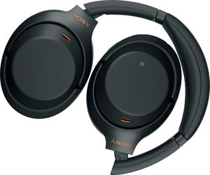 Sony - WH-1000XM3 Wireless Noise Cancelling Over-the-Ear Headphones with...