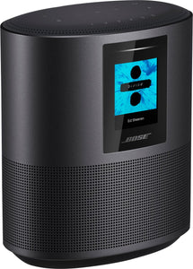 Bose - Home Speaker 500 with Built-In Amazon Alexa and Google Triple Black