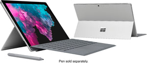 "Microsoft - Surface Pro - 12.3"" Touch Screen - Intel Core M3 - 4GB Platinum"