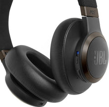 Load image into Gallery viewer, JBL - LIVE 650BTNC Wireless Noise Cancelling Over-the-Ear Headphones - Black