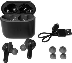 Skullcandy - Indy True Wireless In-Ear Headphones - Black