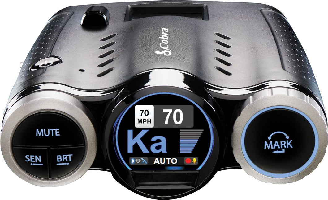 Cobra - Elite Series Road Scout 2-In-1 Radar Detector and Dash Camera Driver...