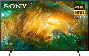 "Sony - 55"" Class - LED - X800H Series - Smart - 4K UHD TV with HDR"