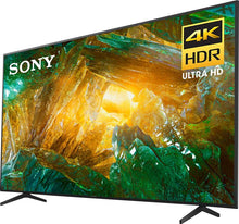 "Load image into Gallery viewer, Sony - 55"" Class - LED - X800H Series - Smart - 4K UHD TV with HDR"