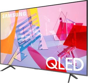 "Samsung - 55"" Class - Q60T Series - 4K UHD TV - Smart - LED - with HDR"
