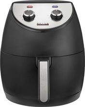Load image into Gallery viewer, Bella Pro Series - 4.2-qt. Analog Air Fryer - Black Matte
