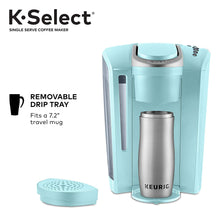 Load image into Gallery viewer, Keurig K-Select Coffee Maker, Single Serve K-Cup Pod Brewer, Oasis