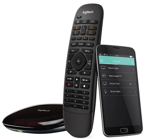 Logitech Harmony Companion All in One Remote Control for Smart Home and...
