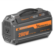 Load image into Gallery viewer, PROGENY 280W Generator Portable Power Portable-280w-Upgraded