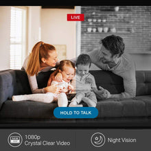 Load image into Gallery viewer, Kasa Cam by TP-Link – WiFi Camera for Home, Indoor Camera, Works with Alexa...