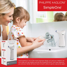 Load image into Gallery viewer, Simpleone Automatic Touchless Soap Dispenser New Improved Design – White