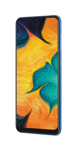 "Samsung Galaxy A30 (64GB, 4GB RAM) 6.4"" FHD+ Infinity-U Display, 16MP+5MP - BWSC"