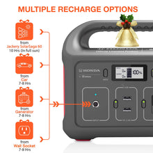 Load image into Gallery viewer, Honda by Jackery HLS 290 Portable Lithium Battery Mobile Power Station,...