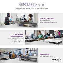 Load image into Gallery viewer, NETGEAR 5-Port Gigabit Ethernet Unmanaged Switch (GS105NA) - Desktop, and...