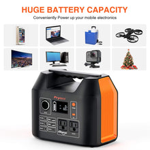 Load image into Gallery viewer, PRYMAX Portable Power Station, 300W Solar Generator solar generator upgraded