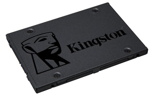"Kingston A400 SSD 480GB SATA 3 2.5"" Solid State Drive SA400S37/480G -..."