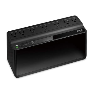 APC UPS Battery Backup & Surge Protector with USB Charge, 600VA, Back-UPS...
