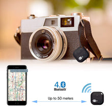 Load image into Gallery viewer, Life is Smart Key Finder Black| Phone | Bluetooth Tracking Device...