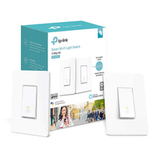 Load image into Gallery viewer, Kasa Smart Wi-Fi Light Switch, 3-Way Kit by TP-Link - Control Lighting from...