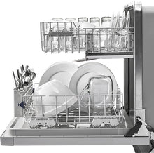 "Load image into Gallery viewer, Whirlpool - 24"" Tall Tub Built-In Dishwasher - Monochromatic Stainless Steel"