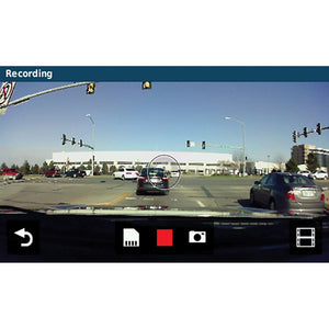 DriveAssist 51 LMT-S GPS Navigator with Built-in Dash Cam, Lifetime Maps of...