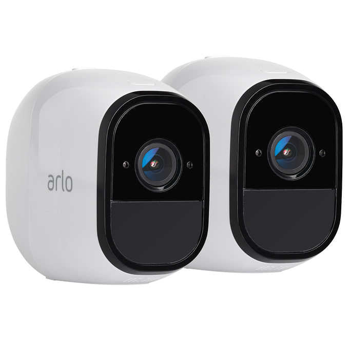Arlo Pro Smart Home Add-on Camera 2-pack