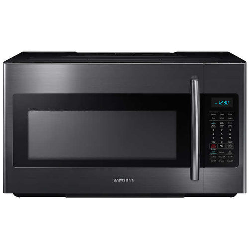 Samsung 1.8CuFt Over-the-Range Microwave with Sensor Cooking in Black...
