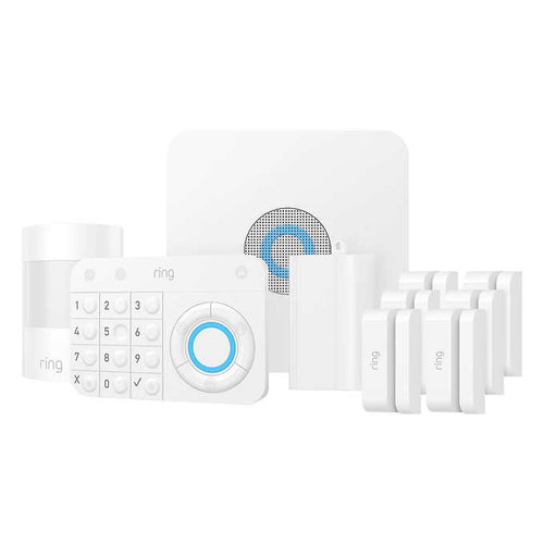 Ring Alarm Wireless 10-piece Security Kit