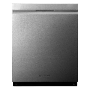 LG SIGNATURE 24-inch Fully Integrated Dishwasher with QuadWash
