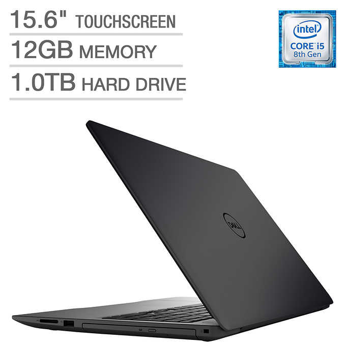 Dell Inspiron 15 5000 Touchscreen Laptop - Intel Core i5 - 1080p - Black