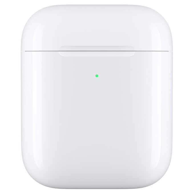 Wireless Charging Case for New Apple Airpods (earphone) - Latest Model
