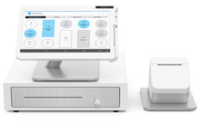 Load image into Gallery viewer, Clover Station 2018 with Customer Facing Display and NFC Printer Bundle