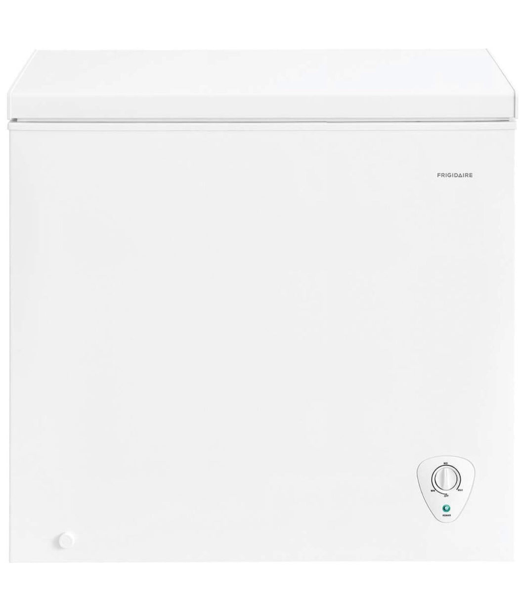 Frigidaire 7.2 Cu. Ft. White Chest Freezer - YPRP