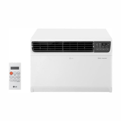 22,000 BTU Dual Inverter Smart Window Air Conditioner with Wi-Fi Enabled and...