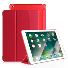 Load image into Gallery viewer, Case for iPad Mini 2 Mini 3 Mini 1 Case PU Leather Ultra Slim+Translucent PC Hard Back Smart Cover for Apple iPad Mini Case