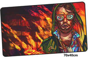 Hotline Miami Large Mouse Pad 700x400mm Best PC Gaming Pad HD Print