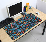 Assorted Art Series Large Mouse Pad 700x400mm Best PC Gaming Pad HD Print