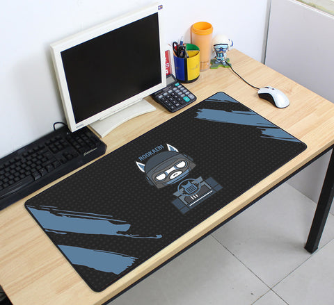 Rainbow Six Siege Rookaebi 70x40cm Super Large Mouse Pad Best PC Gaming Pad HD Print