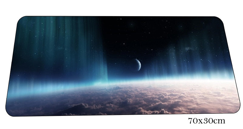 Assorted Space Series Large Mouse Pad 700x300mm Best PC Gaming Pad HD Print