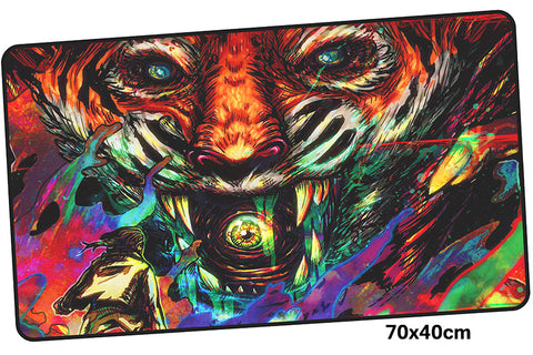 Hotline Miami Eye of the Tiger Large Mouse Pad 700x400mm Best PC Gaming Pad HD Print