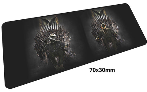 Game of Thrones Iron Throne Large Mouse Pad 700x300mm Best PC Gaming Pad HD Print