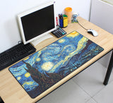 Art Series Large Mouse Pad 700x400mm Best PC Gaming Pad HD Print